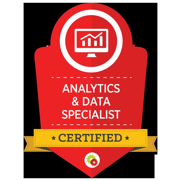 Analytics and Data Certified