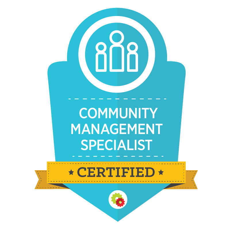 Community Management Certified